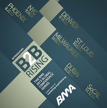 B2B Rising - SoCal BMA - Nov 12, 2013