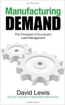 Image - Book - Manufacturing Demand - David Lewis