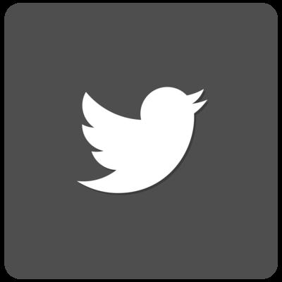 Twitter - Gray
